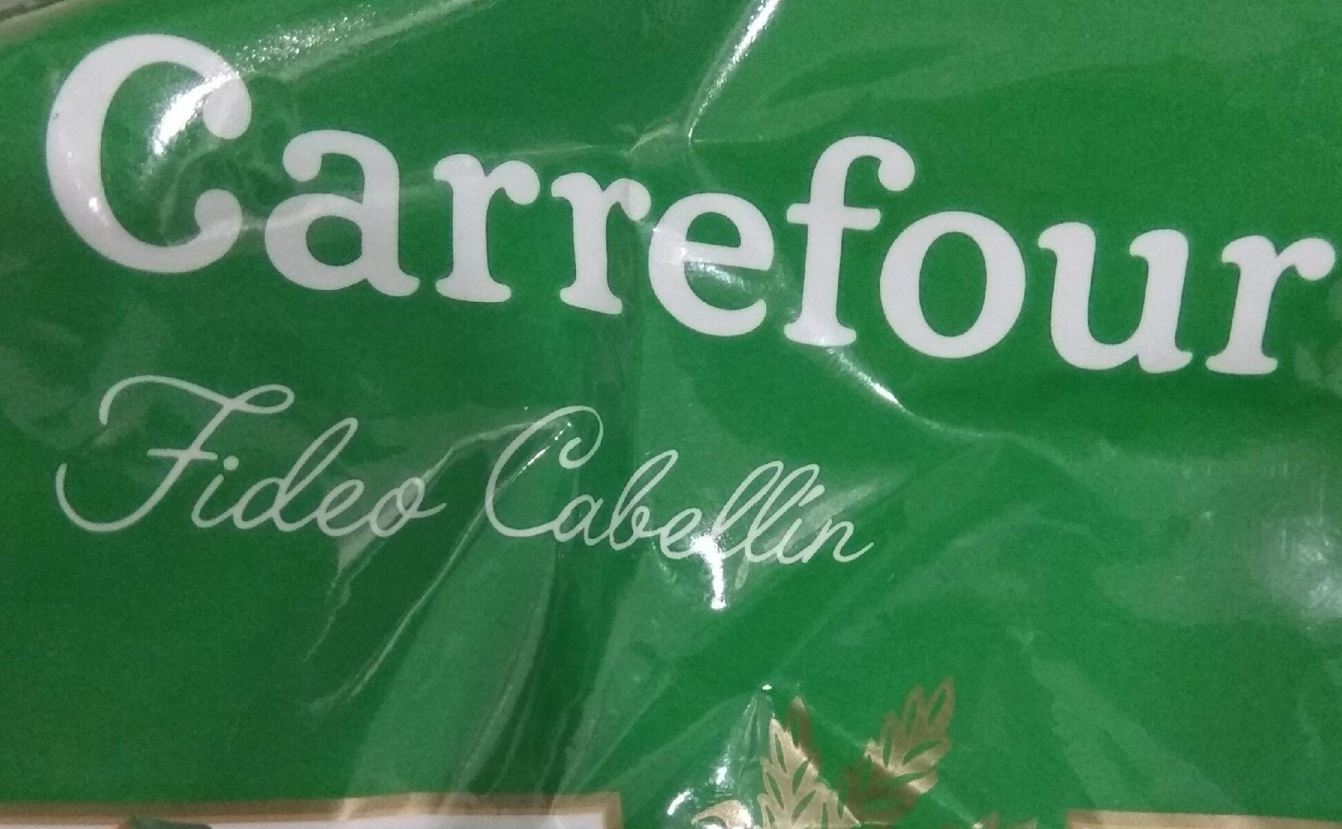 Fideo cabellin - Producto - fr