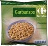 """Garbanzos cocidos congelados """"Carrefour"""" - Produit"""