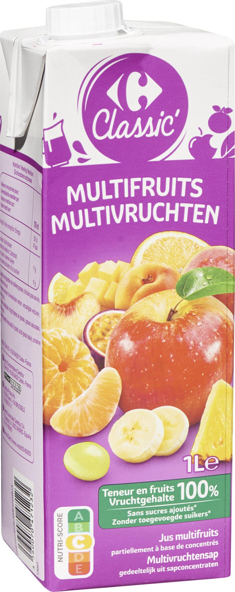 Multifruits - Prodotto - fr