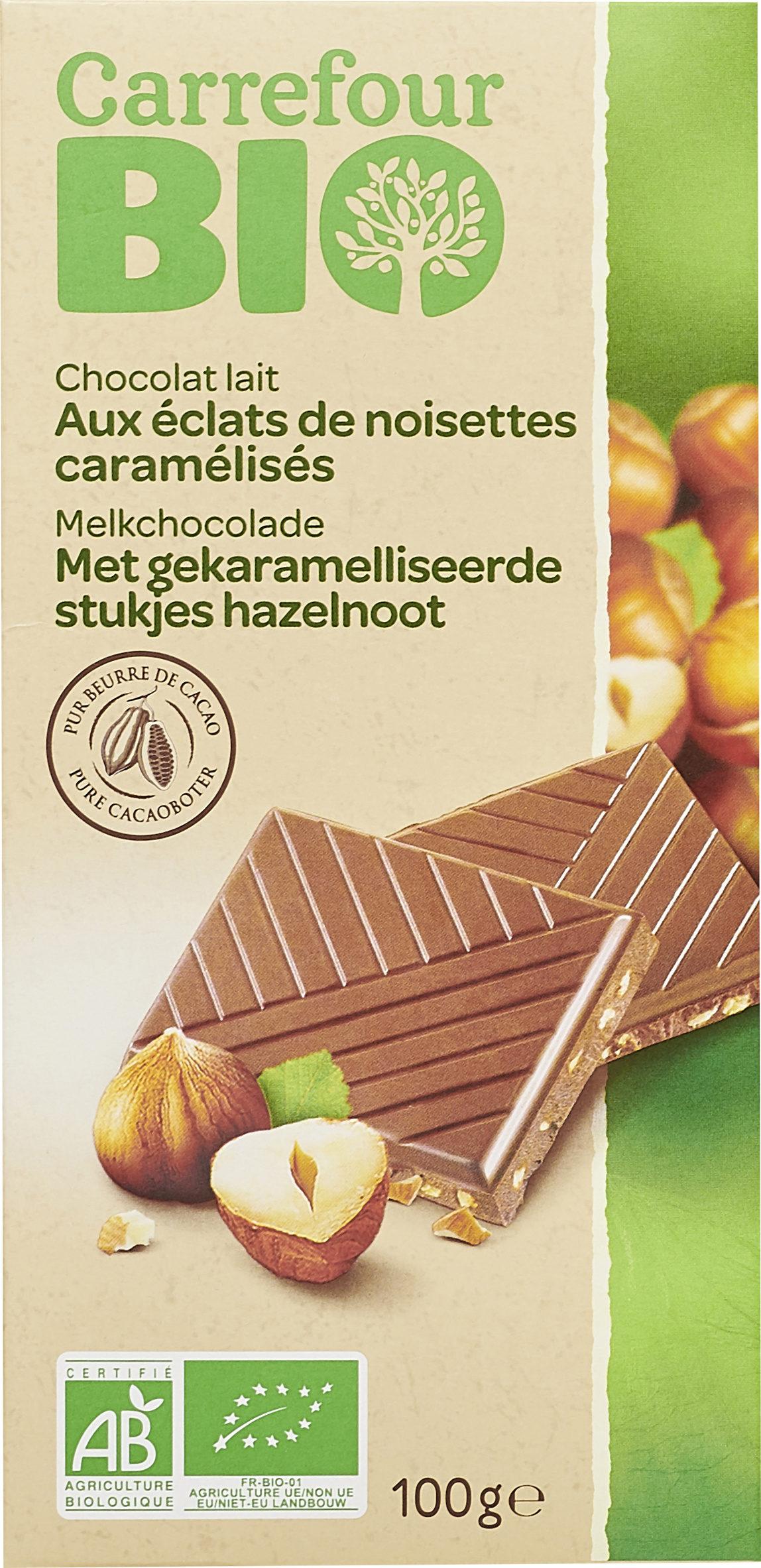 Chocolat au lait - Product