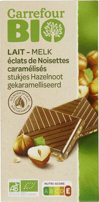 Chocolat au lait - Product - fr