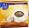 Café Doux Pur Arabica 18 dosettes - Product