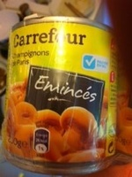 Champignons de Paris émincés - Produit