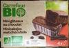 Mini gâteaux au chocolat - Produit