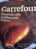 Dosettes café Arabica équilibré - Product