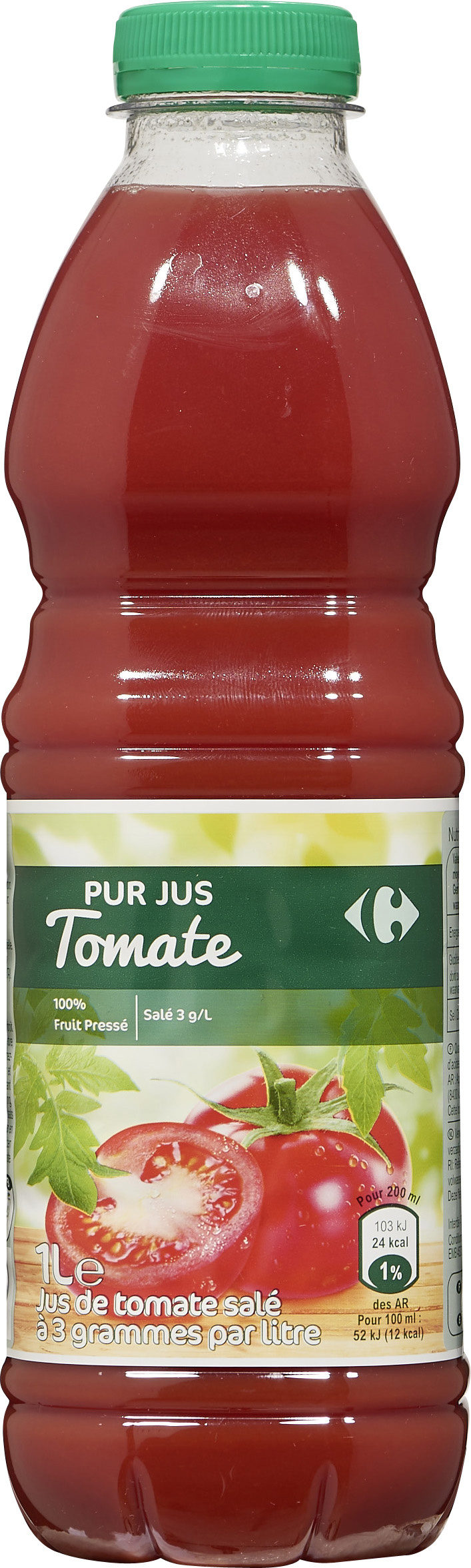 PUR JUS Tomate - Product