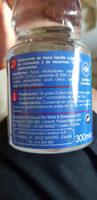 ciclamantos y sacarinas - Ingredientes