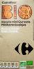 Biscuits mini Oursons Pépites de chocolat Bio - Product