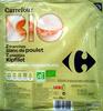 Blanc de poulet 2 tranches Bio Carrefour - Produit