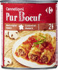 Cannelloni Pur Boeuf - Product