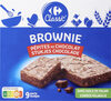 BROWNIES Pépites de chocolat - Product