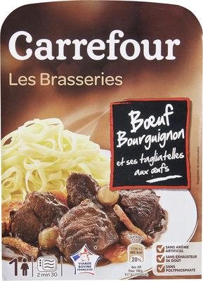 Bœuf Bourguignon et ses Tagliatelles - Produit