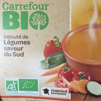 Velouté de légumes saveur du sud - Product