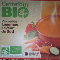 Velouté Légumes saveur du Sud - Produit - fr