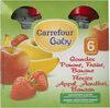 Puree de fruits pommes/fraises/bananes, Dès 6 mois - Prodotto