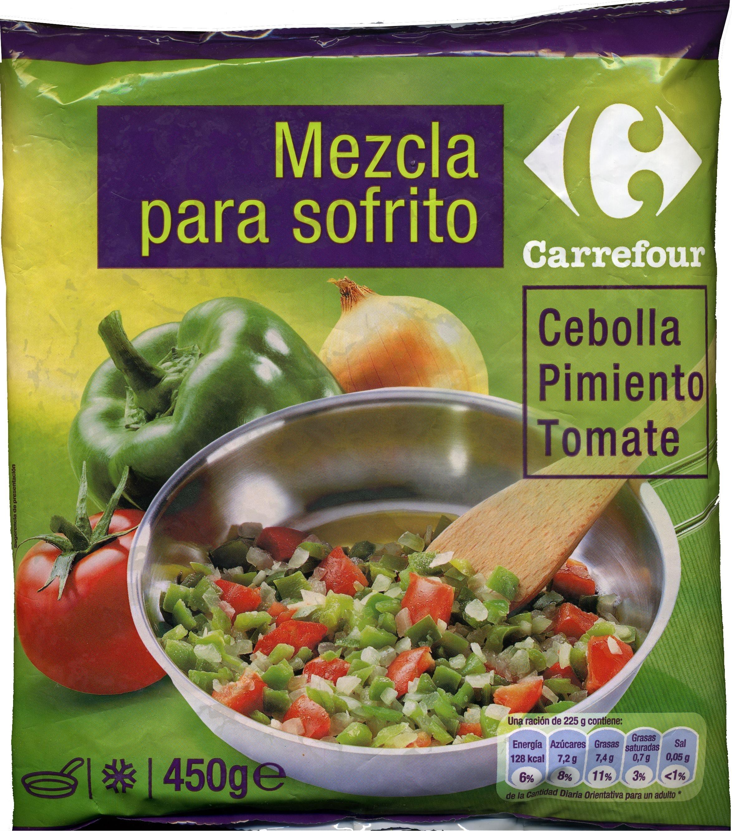 Mezcla de hortalizas para sofrito - Product - es