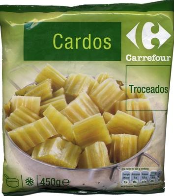 """Cardo congelado """"Carrefour"""" - Producto - es"""