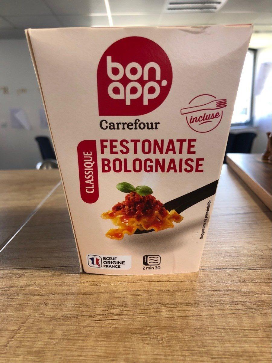 Festinate Bolognaise - Produit - fr