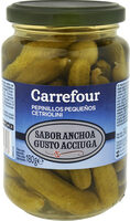 Pepinillo sabor anchoa - Product - es