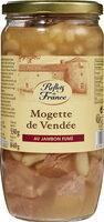 Mogettes de vendée au jambon fumé - Prodotto - fr