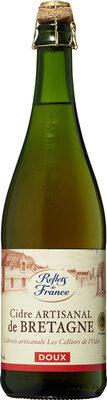 Cidre Bouché Artisanal, Doux (2 % vol.) - Product - fr