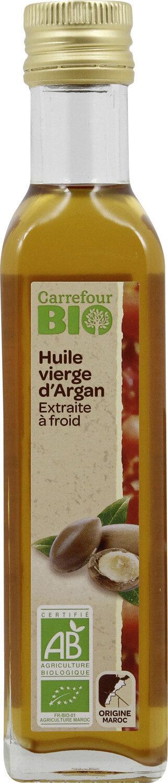 Huile d'Argan vierge bio - Prodotto - fr