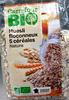 Muesli Floconneux 5 Céréales Nature Bio - Produit