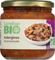 Aubergines à la Provençale - Product - fr