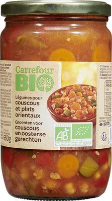 Légumes Pour Couscous - Produit - fr