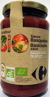 Sauce basquaise finement relevée - Product - fr