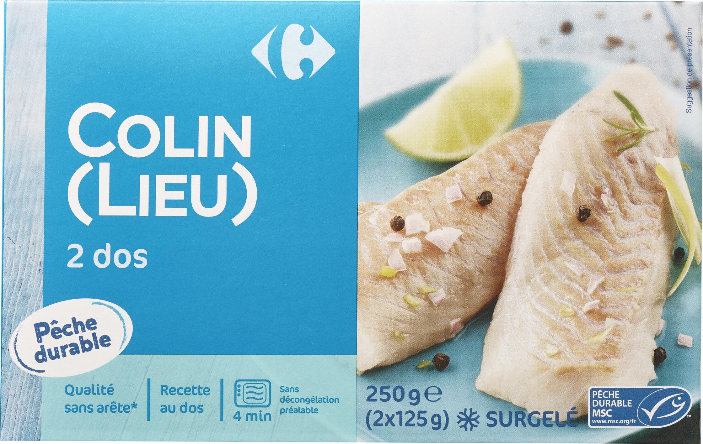 Dos de Colin - Product - fr