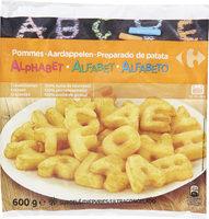 Pommes alphabet - Producto - fr
