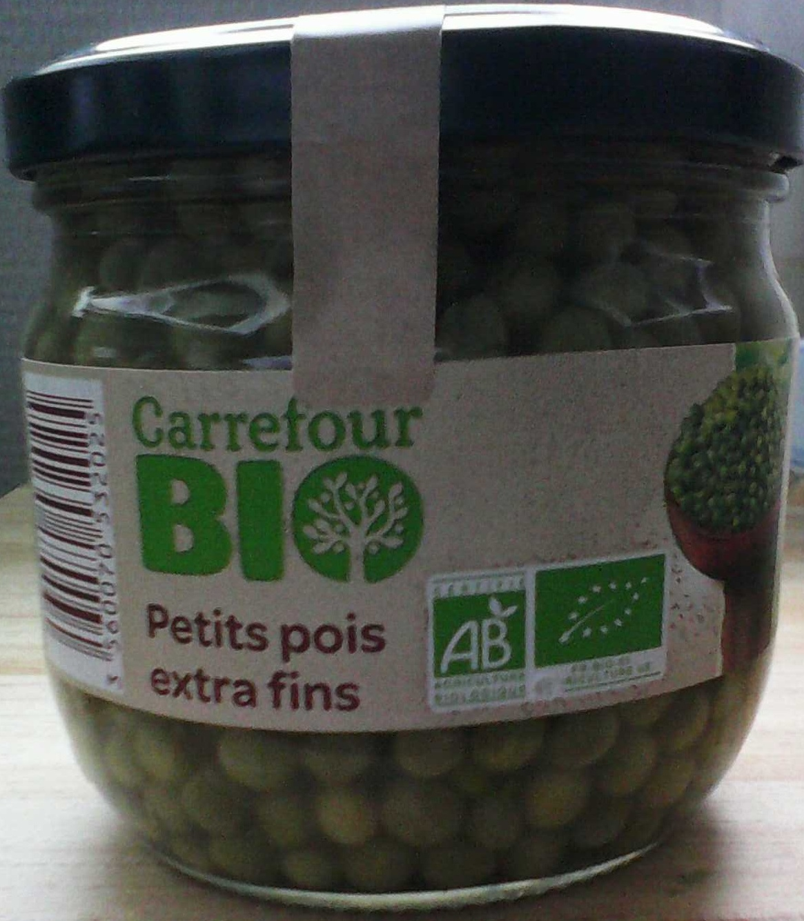 Petits pois extra-fin - Product