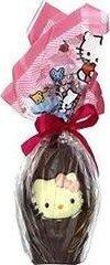 Œuf chocolat au lait décoré Hello Kitty - Prodotto - fr