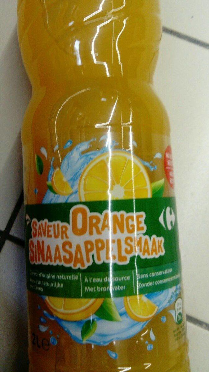 Saveur  orange - Produit - fr