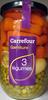 Garniture 3 légumes Carrefour - Product