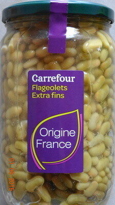 Flageolets Extra fins - Produto - fr