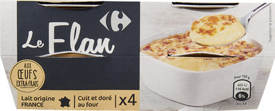 Le Flan - Product