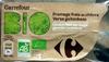 Fromage frais de chèvre Cendré Bio Carrefour - Product