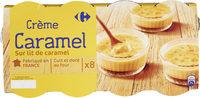 Crème caramel Sur lit de caramel - Product