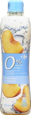 0% sucres Boisson concentrée à diluer avec édulcorants - Produit