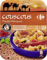 Couscous Poulet Merguez - Product