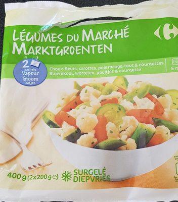 Légumes du marché - Produit