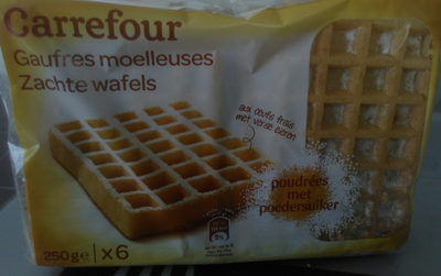 Gaufres moelleuses - Product - fr