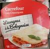 Lasagnes à la Bolognaise - Produkt
