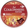 Le Coulommiers Portions - Product