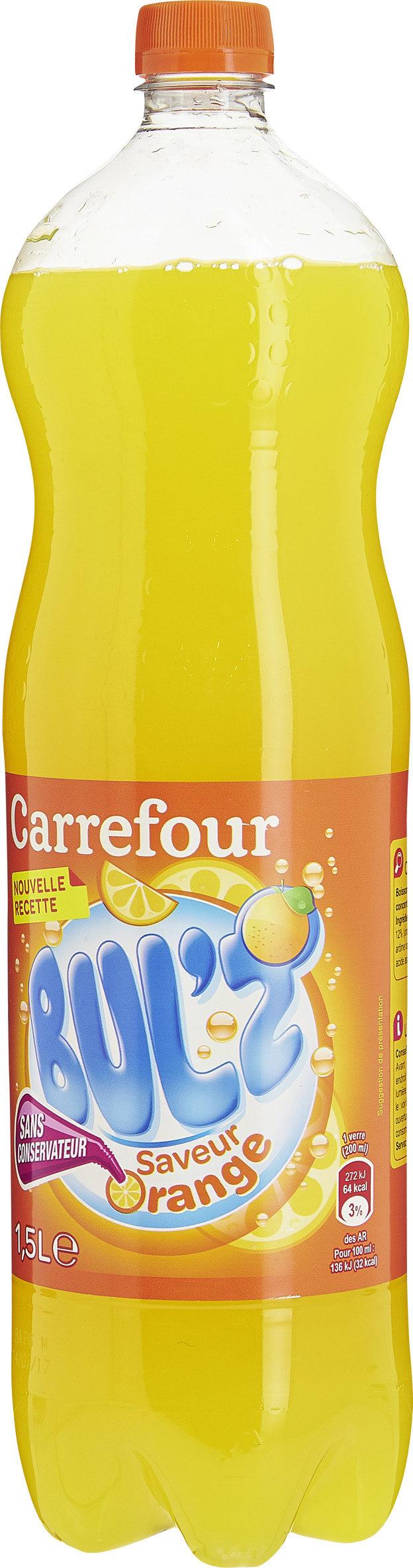 Bul'z saveur orange - Product