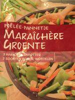 Poêlee Maraichere - Ingredients - fr