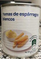 Yemas de espárragos blancos - Produit - es