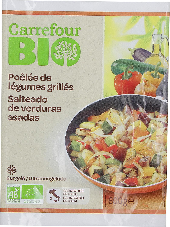 Poêlée de légumes grillés - Product - fr